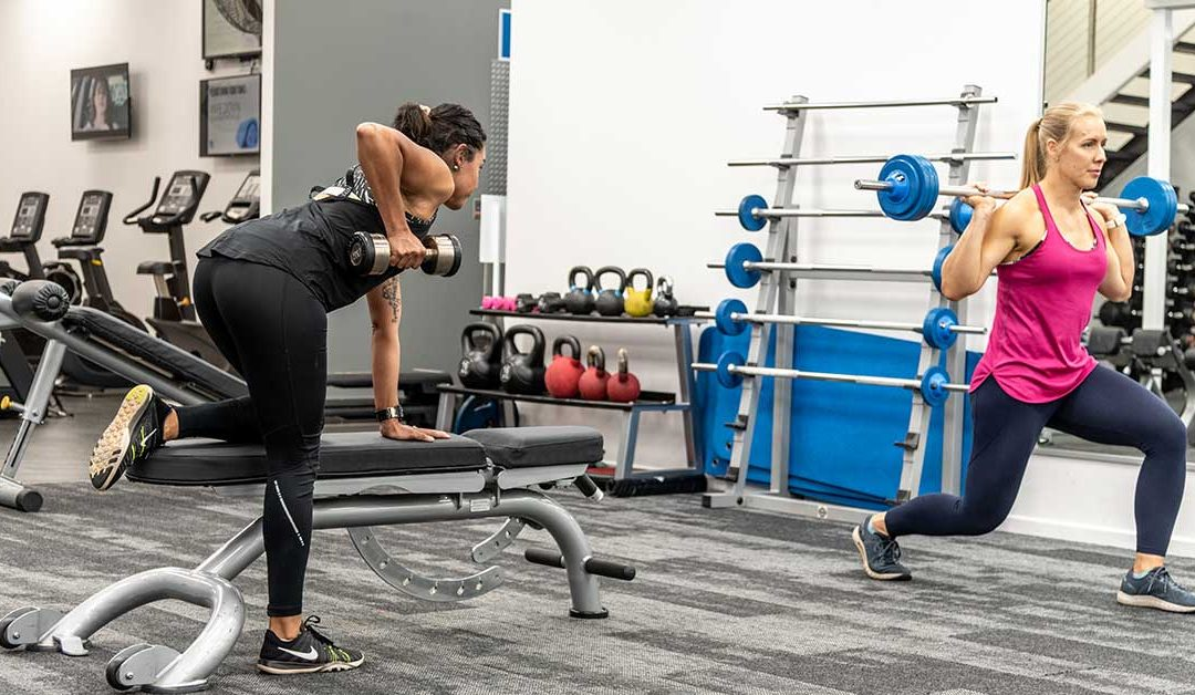 The Fit Lab - Health & Fitness Centre Toowoomba - News & Articles Blog - The Myth of Women and Strength Training