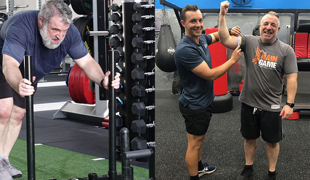 The Fit Lab - Health & Fitness Centre Toowoomba - News & Articles Blog - Kevin's Story