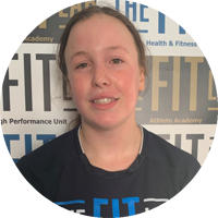 The Fit Lab Athlete Academy - Bianca Markham