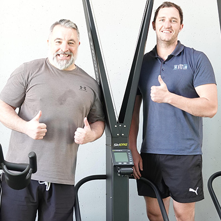 The Fit Lab - Health & Fitness Centre Toowoomba - Kevin's Story
