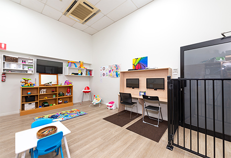 The Fit Lab Health & Fitness Centre, Toowoomba Gym Facilities - Crèche / Childcare Services