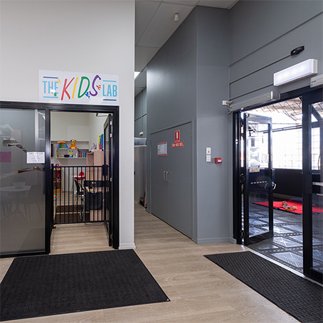 The Fit Lab Health & Fitness Centre, Toowoomba Gym - Crèche / Childcare Services