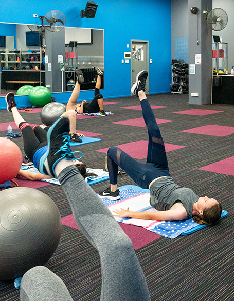 The Fit Lab Health & Fitness Centre, Toowoomba Gym Facilities - Group Fitness Studio