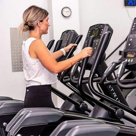 The Fit Lab Health & Fitness Centre, Toowoomba Gym Facilities - Ladies Only Workout Area