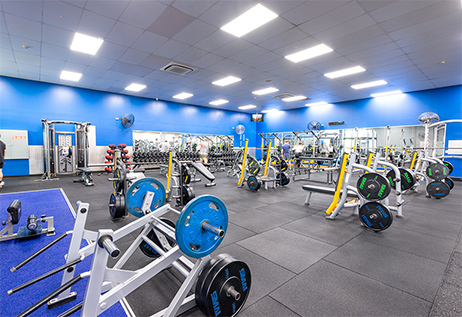 The Fit Lab Health & Fitness Centre, Toowoomba Gym Facilities - Main Gym Area