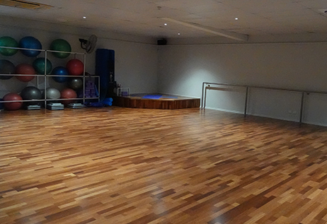 The Fit Lab Health & Fitness Centre, Toowoomba Gym Facilities - Mind & Body Studio