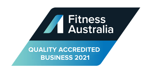 Fitness Australia - Quality Accredited Business 2021